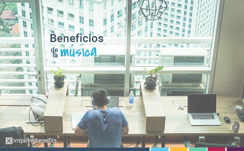 Beneficios de la música en el trabajo
