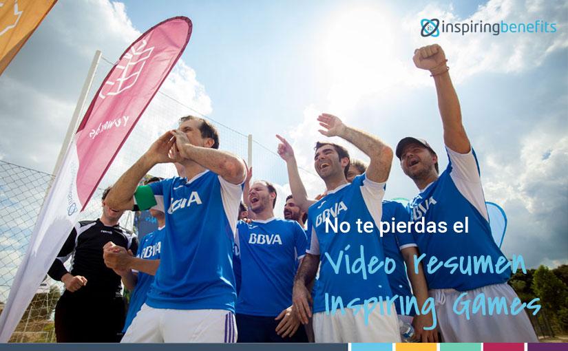inspiring games deporte empresas