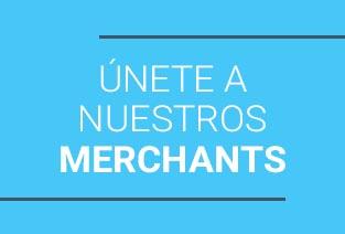 Potencia tu marca uniéndote a nuestros merchants